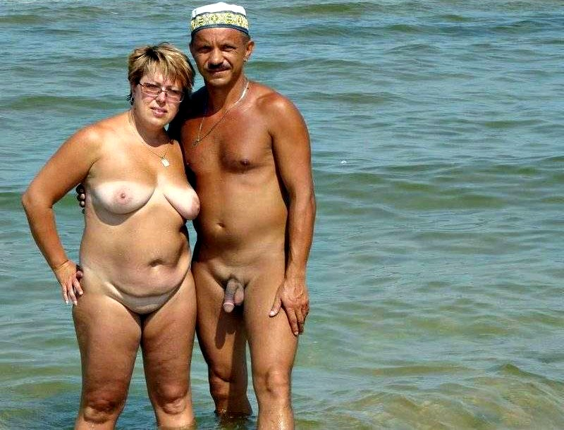 Inter racial couple at the beach