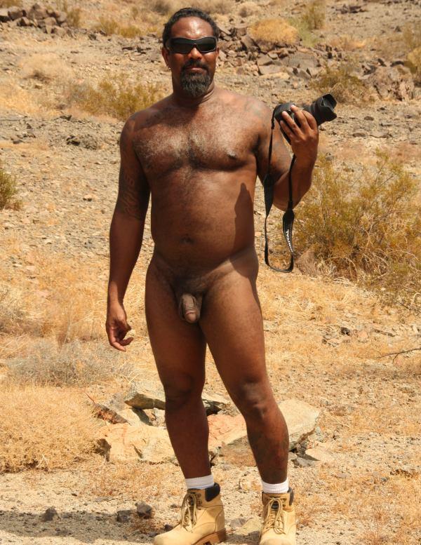 Nude photographer