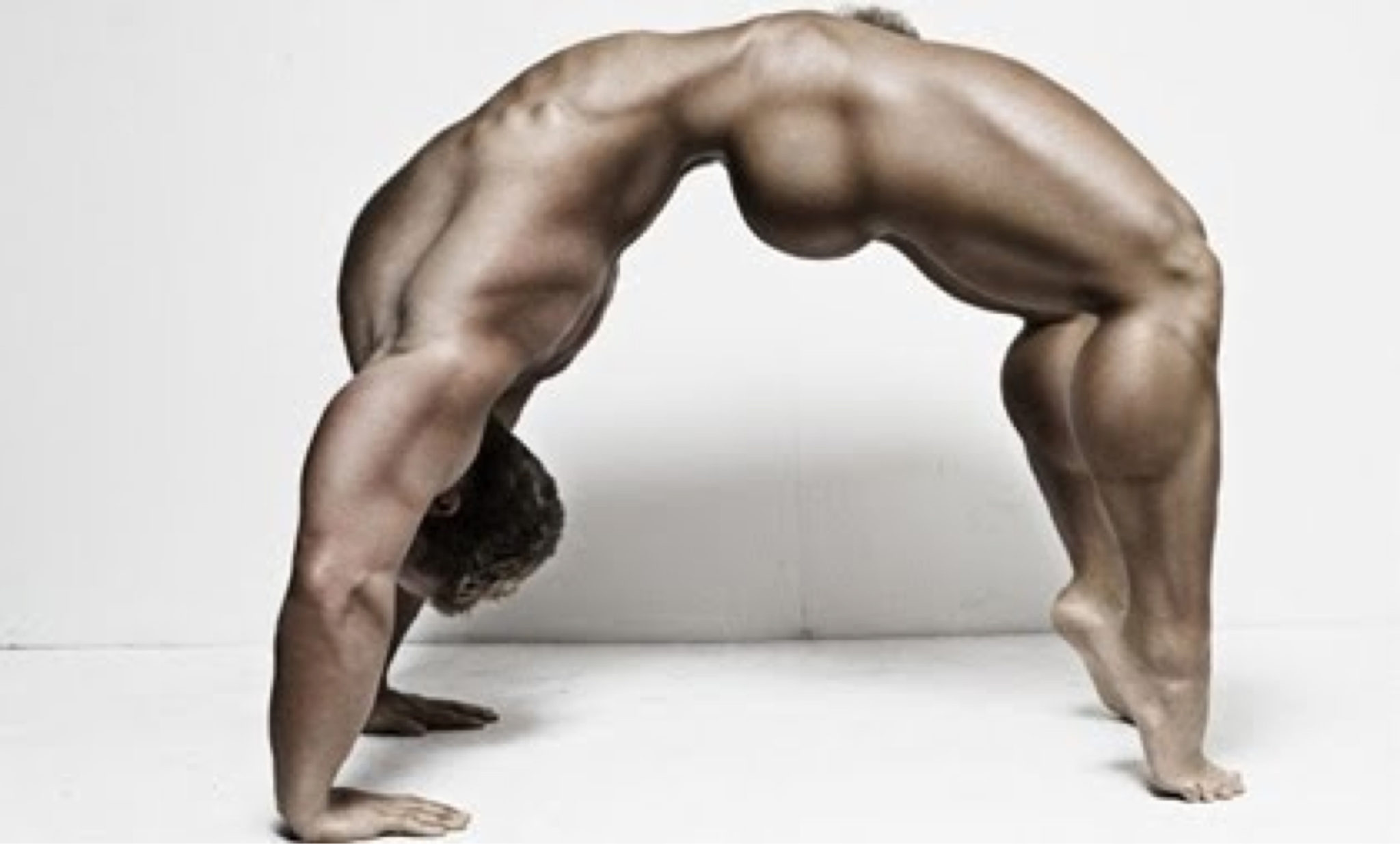 male Nude Yoga in NYC
