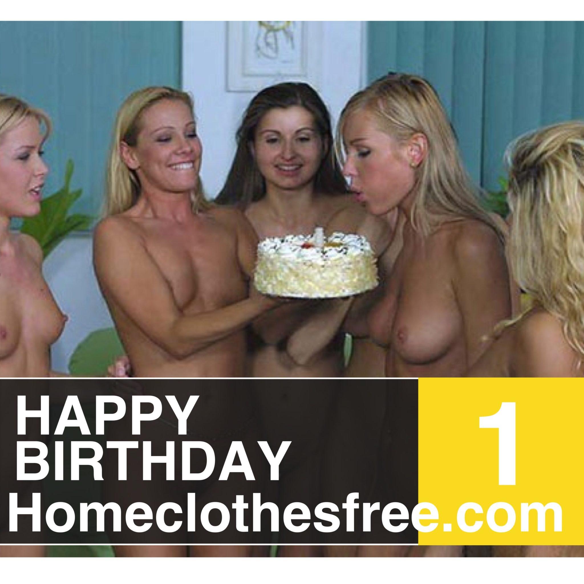 happy Birthday Homeclothesfree.com
