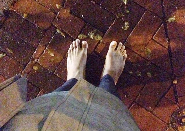 hontouniheart feet
