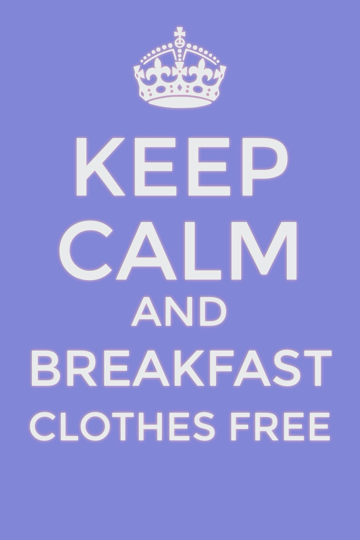 Breakfast Clothes Free