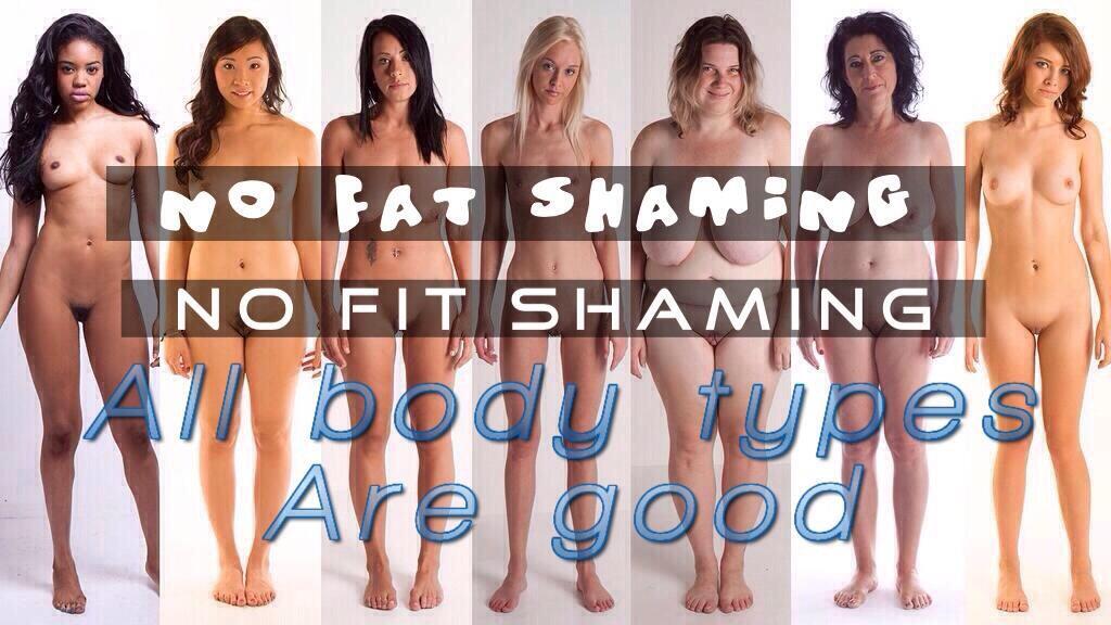 Say no to body shaming