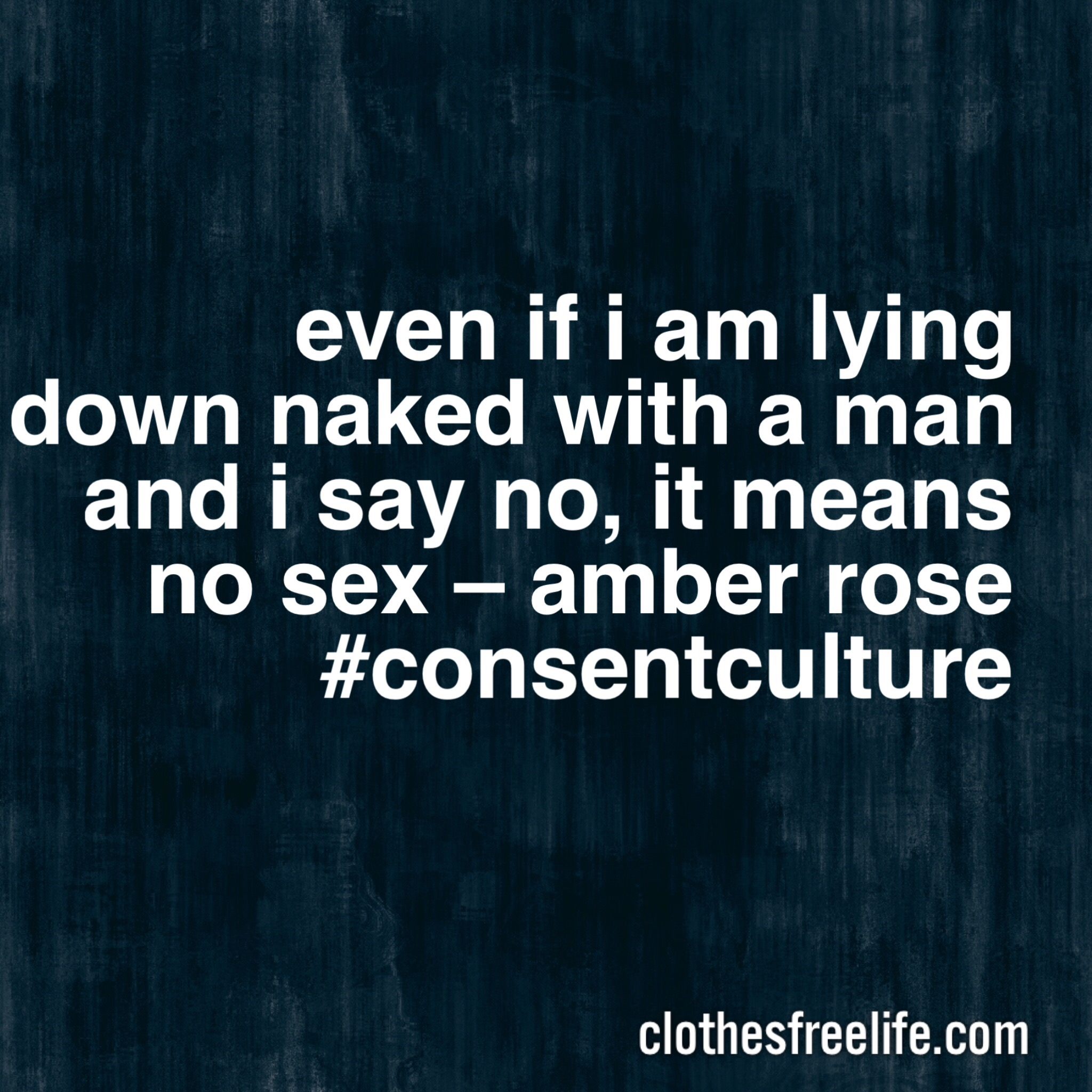 Creating a consent culture
