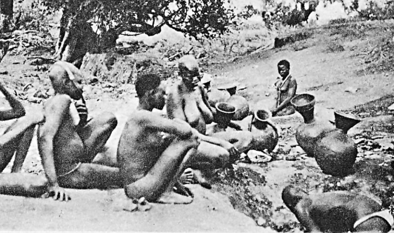 African Naturisme Nude Pics-6193