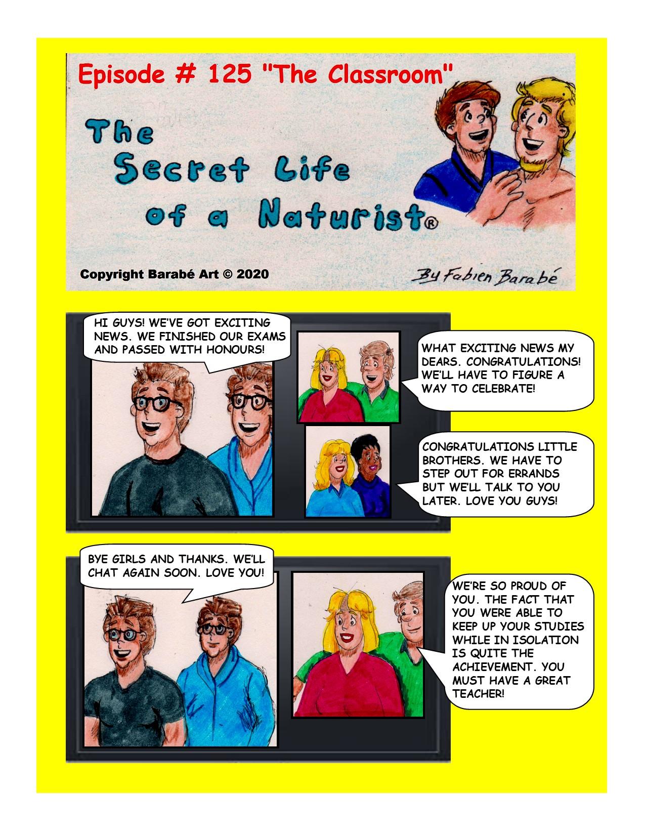 Secret 125 Page 1